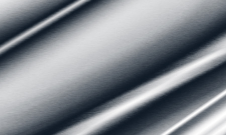 chrome metal: chrome metal texture background oblique lines pattern