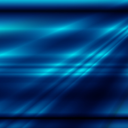 ice brick: blue abstract background decorative perspective crossed lines to corporate concepts design Stock Photo