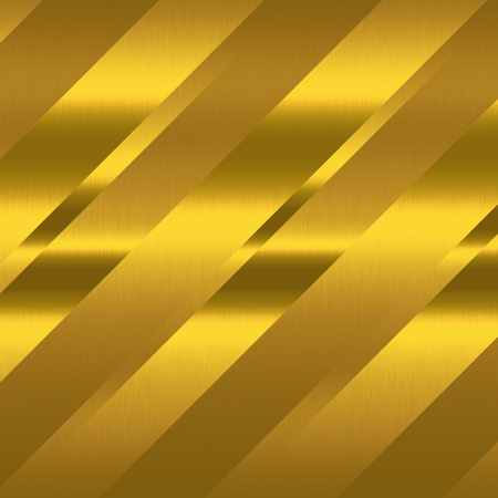 alluminum: gold metal texture abstract background decorative stripes pattern