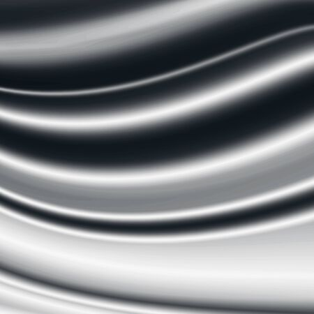 white satin: black and white satin background texture