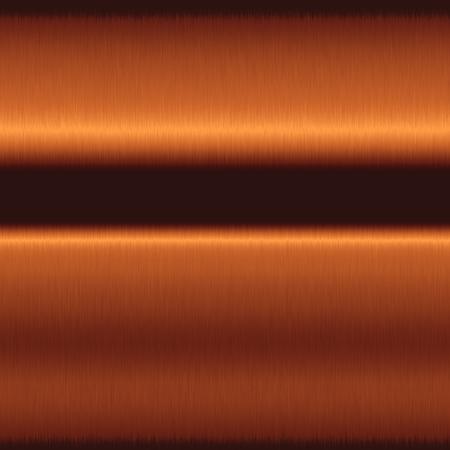 cobre: cobre del fondo del metal textura, placa decorativa