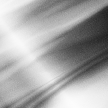 alluminum: silver metal texture gray abstract background Stock Photo