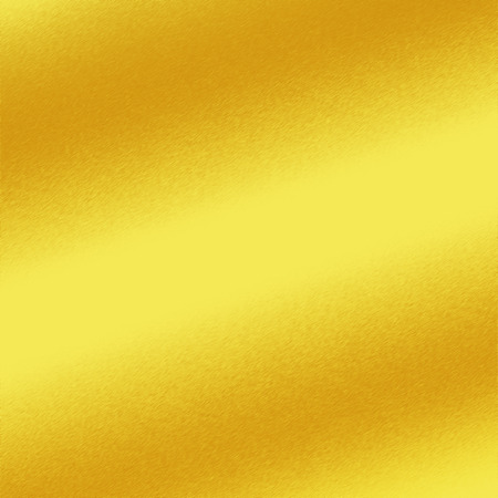 gold metal: plain gold background stainless metal texture background Stock Photo
