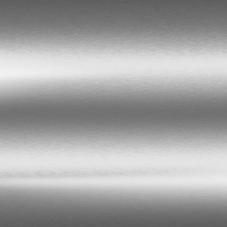 platinum metal: platinum background chrome metal texture subtle lines pattern Stock Photo