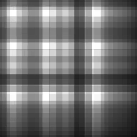 printed: black and white background texture, checker board abstract grid seamless pattern