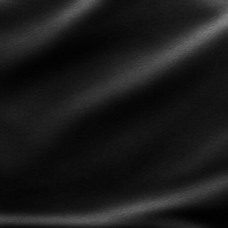 smooth surface: black background metal texture smooth pleated surface