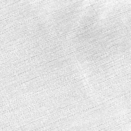 denim fabric: old denim fabric texture white background Stock Photo