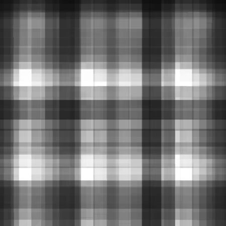 checker: grid abstract black and white background, checker board background Stock Photo