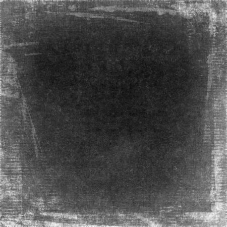 parchment texture: dark grey grunge background black paper parchment texture and bright scratches frame