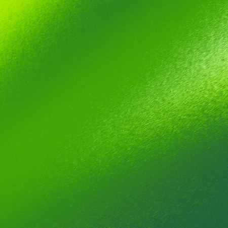 aluminum: green metal texture abstract background decorative greeting card design template Stock Photo