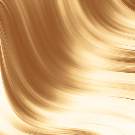 blank billboard: light blown background texture abstract lines as wavy hair pattern Stock Photo