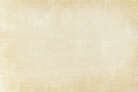linen fabric: old paper background beige canvas texture grid pattern