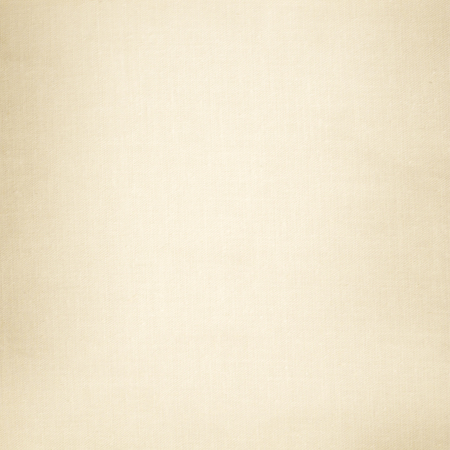 old paper beige fabric canvas texture background Banco de Imagens