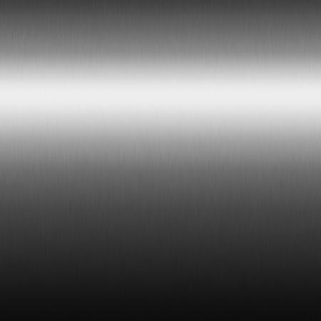 銀の金属の背景は、クロームの質感、シームレスなパターン