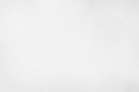 white canvas background or texture Archivio Fotografico