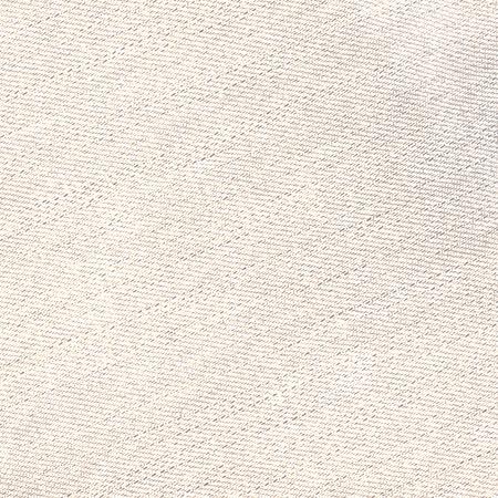 denim fabric: white canvas background texture closeup, denim fabric pattern Stock Photo