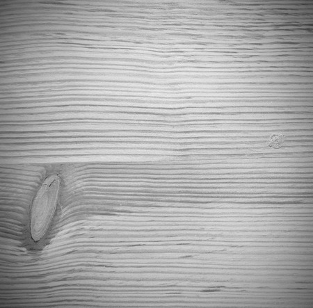 wood texture: gray background or black and white wood texture and vignette Stock Photo