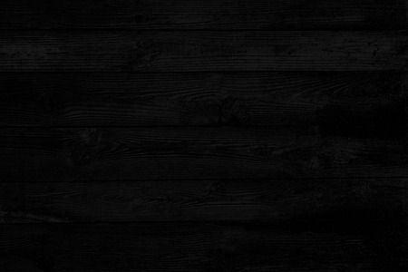 黒の木目テクスチャ背景