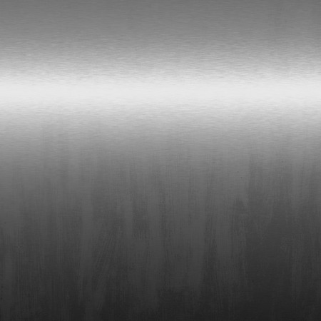 smooth surface: silver metal texture grunge background smooth surface Stock Photo