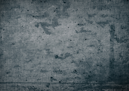 old letter: old steel metal wall texture grunge background black vignette, a4 paper format