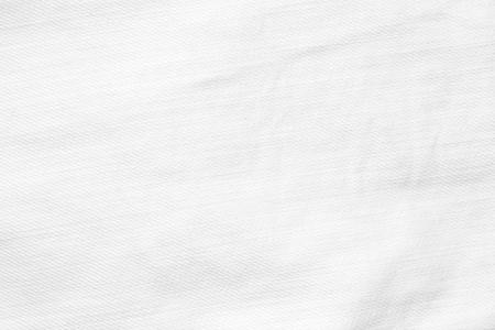 tela blanca: blanco textura de papel de fondo de tela de lona arrugada, formato de papel A4