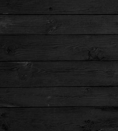 black background planks of wood texture