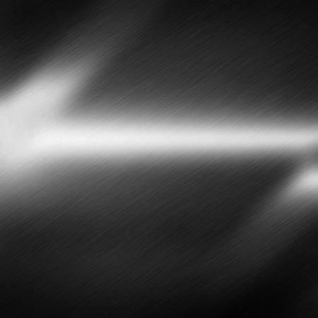 スポット ライトの黒い金属のテクスチャ背景白ビーム 写真素材