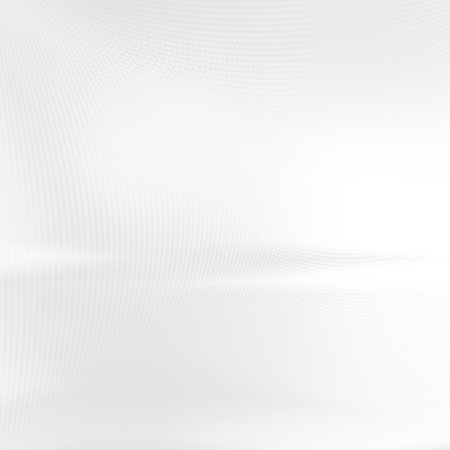 grid pattern: white paper abstract background texture wavy grid pattern Stock Photo