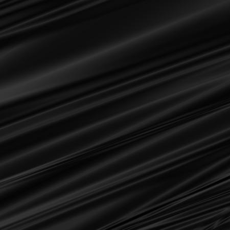 llanura: fondo negro de seda sutil patrón de líneas abstractas de la textura
