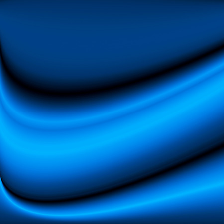 fabric texture: blue abstract waves silk background texture