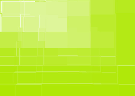 brochure cover design: fresh green abstract background wall paper cubes pattern abstract shapes to design corporate brochure cover template Stock Photo
