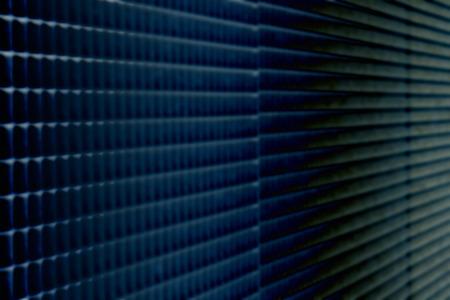 mesh texture: blur background, blurred mesh texture as industrial technology brochure template