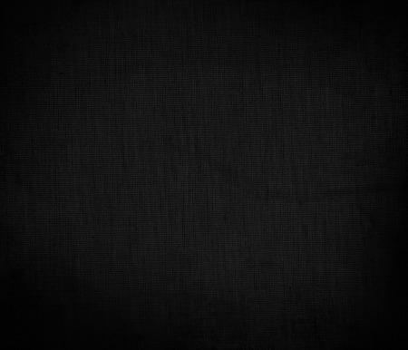 black board background canvas texture background denim pattern Archivio Fotografico