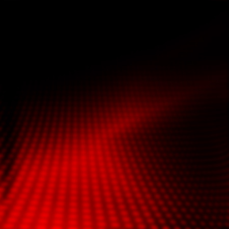 black and red abstract background texture blurred dot pattern Stock Photo