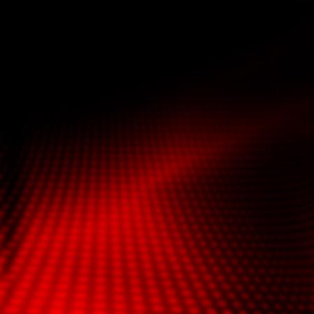 Schwarz und rot abstrakten Hintergrund Textur verwischt Punktmuster Standard-Bild - 45239524