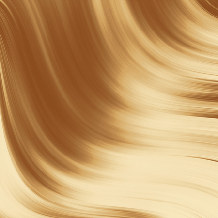 decoraton: brown and beige abstract background, cream or milk and coffee satin background to design advertising projects Stock Photo