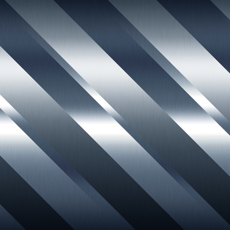 alluminum: blue metal texture abstract background decorative lines pattern