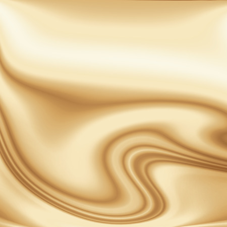 cappucino: brown abstract background texture smooth wave pattern, may use to coffee advertising Stock Photo