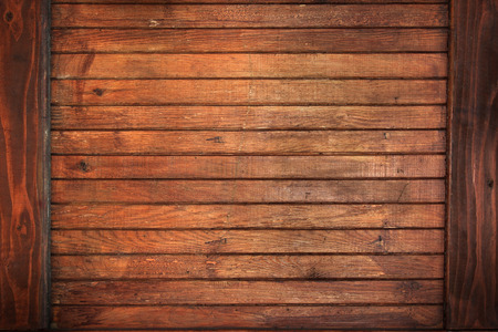 vintage wood background texture dark frame border design