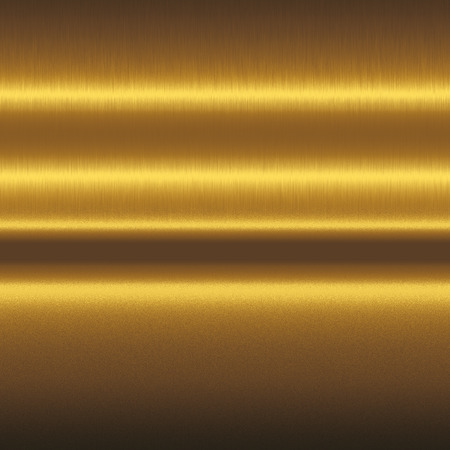 metalic texture: gold background corrugated metal texture wavy lines of light