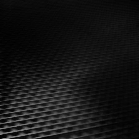 Schwarz abstrakten Hintergrund moderne grafische Element metallischen Gittermuster, Unternehmenshintergrund Broschüre Vorlage Standard-Bild - 48019216