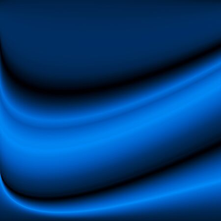 wavy fabric: blue abstract satin background fabric texture wavy pattern
