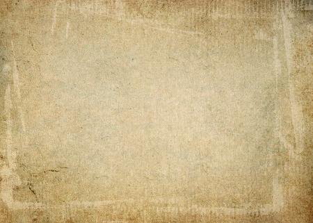 グランジ背景、古い紙テクスチャ背景