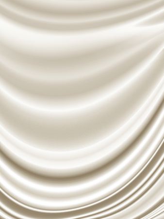 satin: bright abstract background satin fabric texture wave pattern