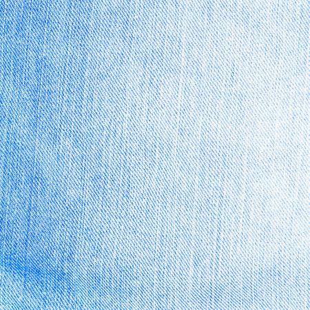 Strahlend blauen Denim Textur Hintergrund Standard-Bild - 48782002