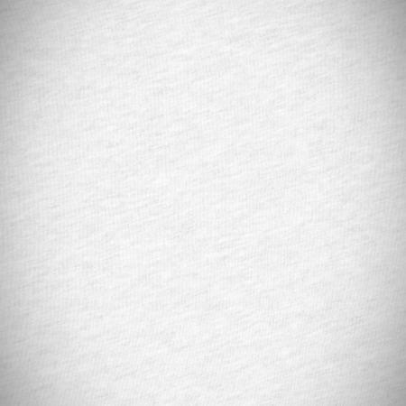 ホワイト ペーパー テクスチャ背景、コットン布の質感とグレーのビネット 写真素材