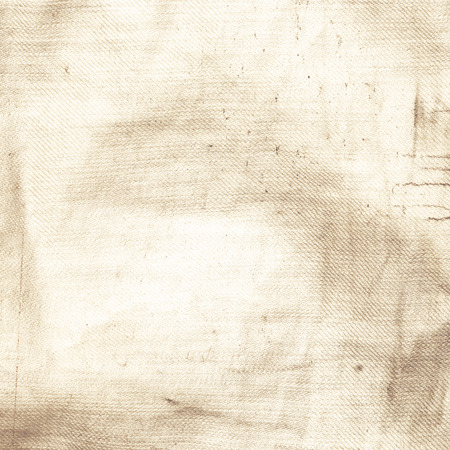 old wrinkled paper canvas texture grunge background