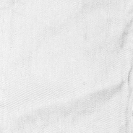 gekreukt papier textuur achtergrond witte doek textuur