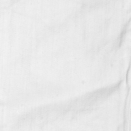 canvas background: wrinkled paper texture background white canvas texture Stock Photo