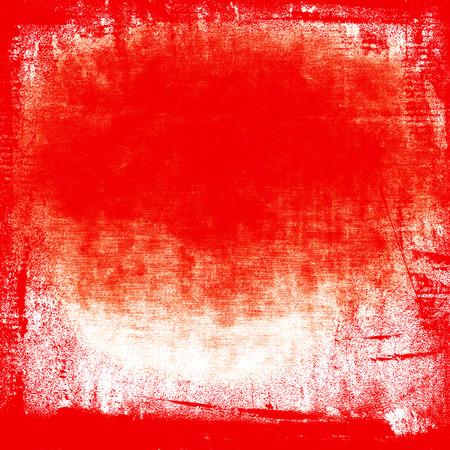 behang grunge achtergrond, rood aquarel verf witte muur achtergrond doek textuur patroon Stockfoto